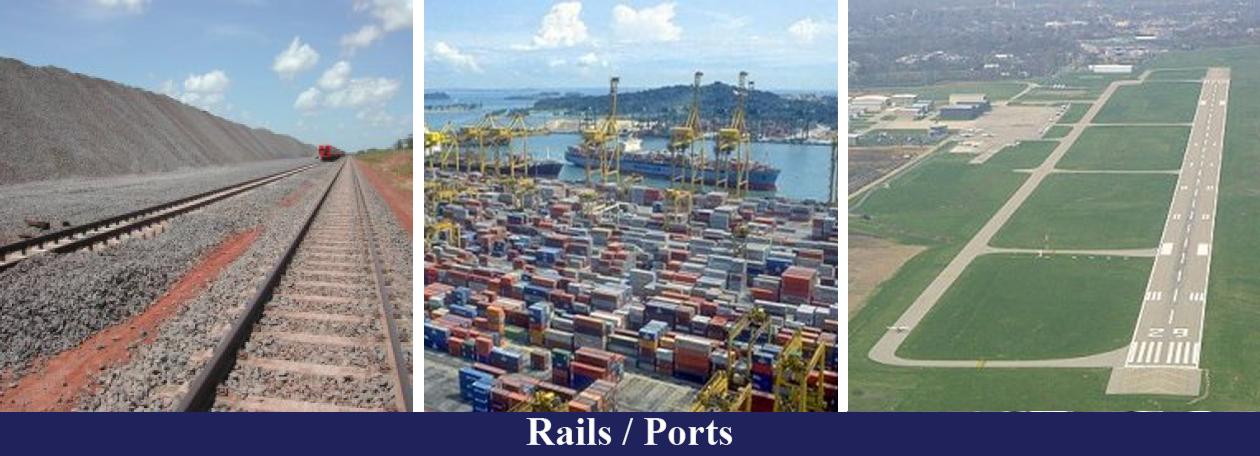 Rails / Ports